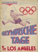 Olympische Tage in Los Angeles