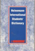 The Heinemann International Students´ Dictionary