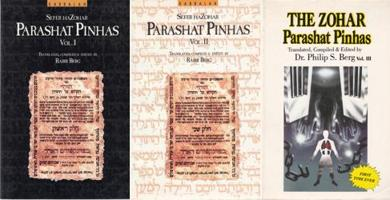 The Zohar: Parashat Pinhas, Vol. 1-3
