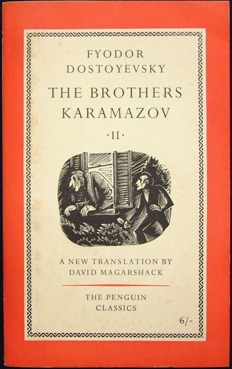 The Idiot, The Brothers Karamazov I, II, The Devils