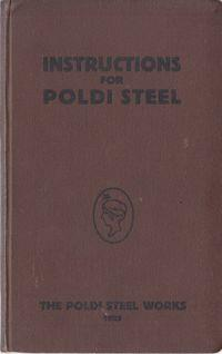 Instructions for Poldi steel
